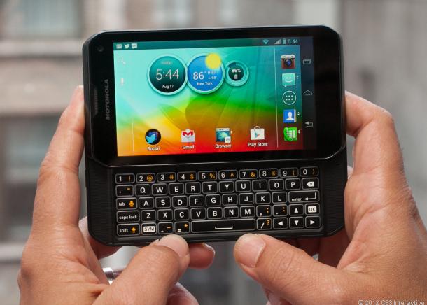 Motorola Photon Q 4G LTE   CNet News