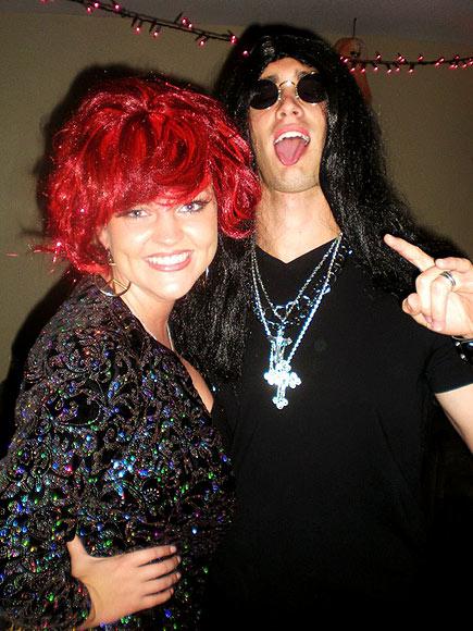 Ozzy y Sharon Osbourne   People.com
