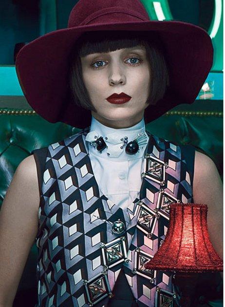 Rooney Mara | W Magazine (C)