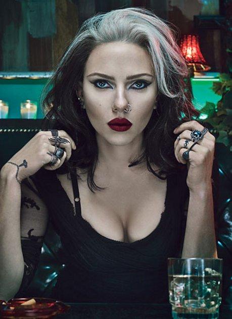 Scarlett Johansson | W Magazine (C)