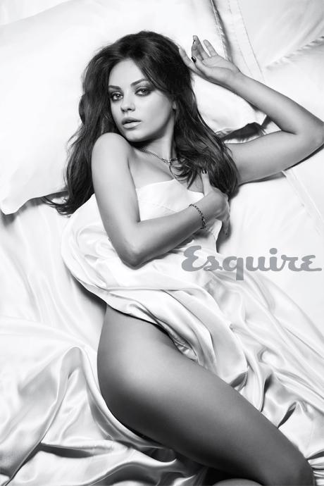Mila Kunis   Esquire (C)