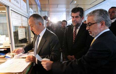 Caso sobreprecios incautan computador de funcionario de for Correo ministerio del interior