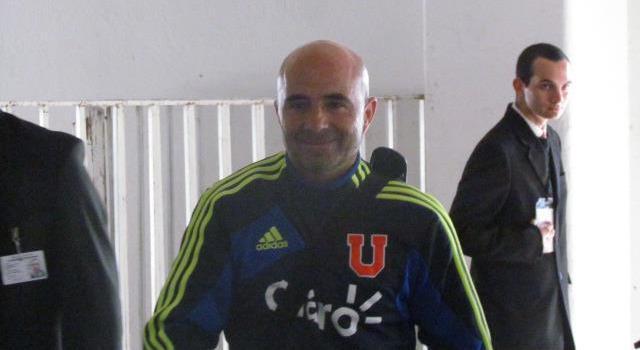Jorge Sampaoli | Simón Collado
