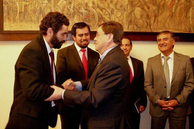 Reunión con alcaldes electos   Intendencia del Bío Bío