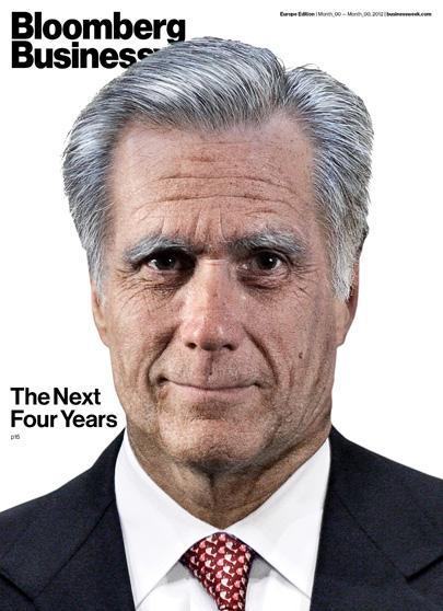 Mitt Romney | Bloomberg Businessweek (C)