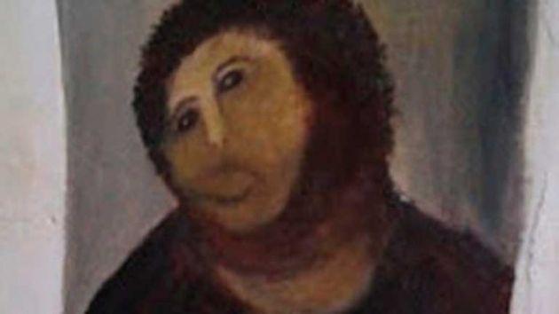 Ecce Homo restaurado