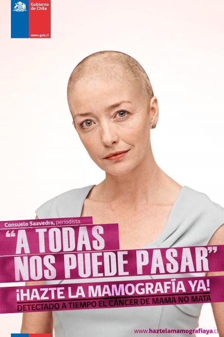 Consuelo Saavedra | Sernam