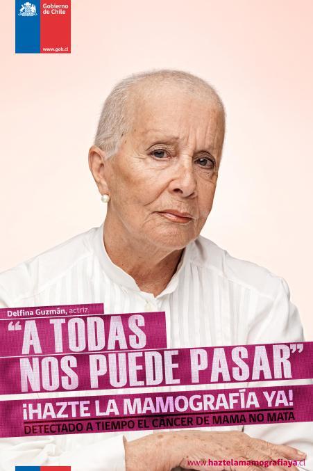 Delfina Guzmán| Sernam