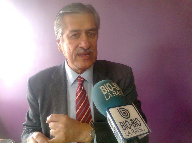 Diputado Meza | Andrés Pino (RBB)