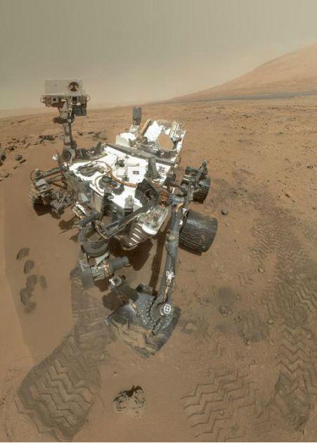 Curiosity   NASA.gov