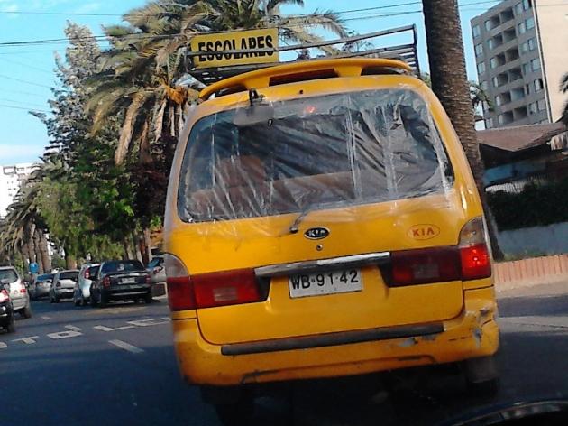 ¿Seguridad en Trasnporte Escolar? | Pablo Espinoza