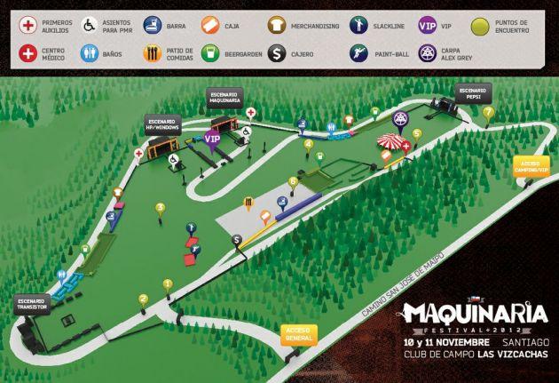 Maquinaria Festival 2012