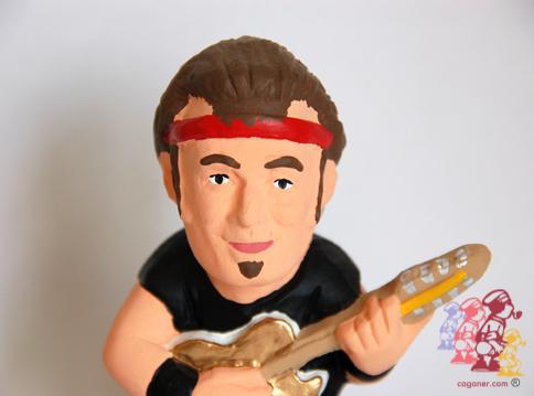 Bruce Springsteen | www.caganer.com ©