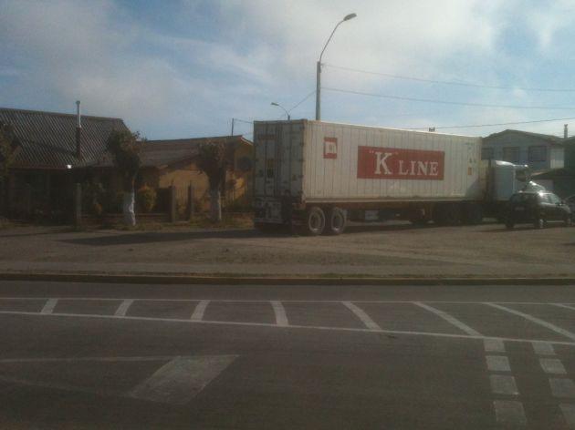 Camiones en Hualpén | Hugo Ortiz