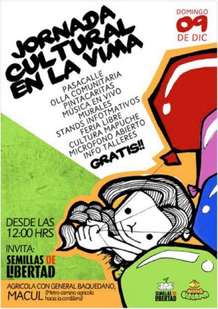 Jornada Cultural en la VIMA