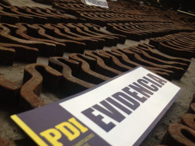 Evidencia | Policía de Investigaciones Concepción