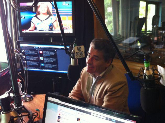 Velasco en A Toda Radio | Kika Millas (RBB)