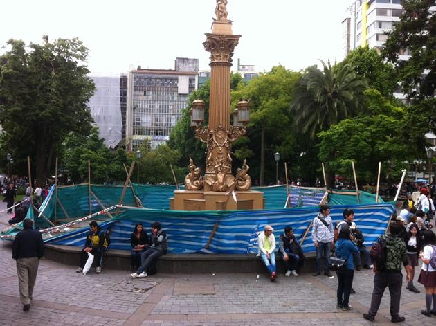 Plaza de Concepción | Christian Leal (BBCL)