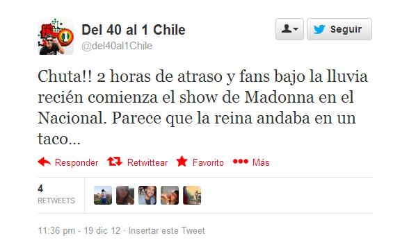 Del 40 al 1 Chile | @del40al1Chile