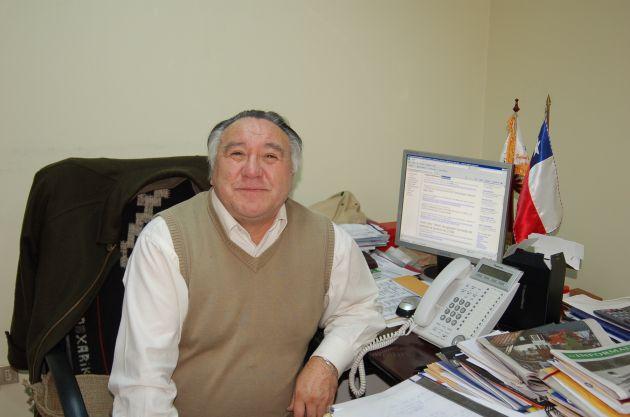 Alcalde Salas| Luis Vergara (RBB)