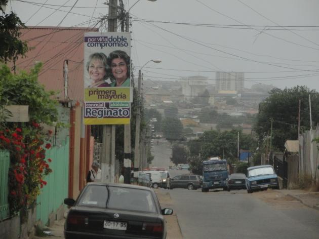 Propaganda electoral en diciembre   Cristóbal Castro