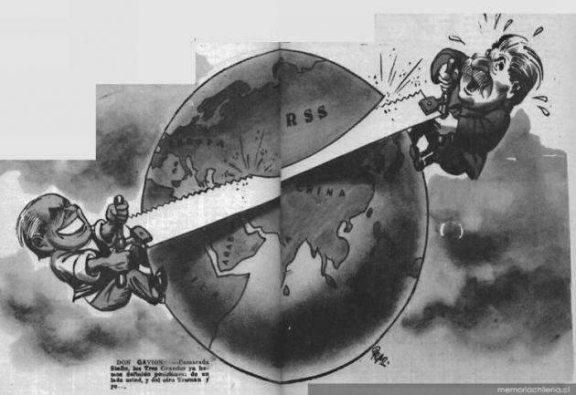Don Gabito, 1947 | Memoria Chilena