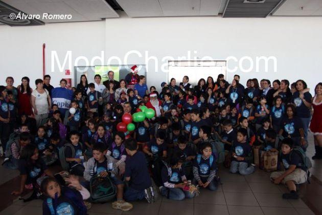 Niños de Aldeas SOS | ModoCharlie.com