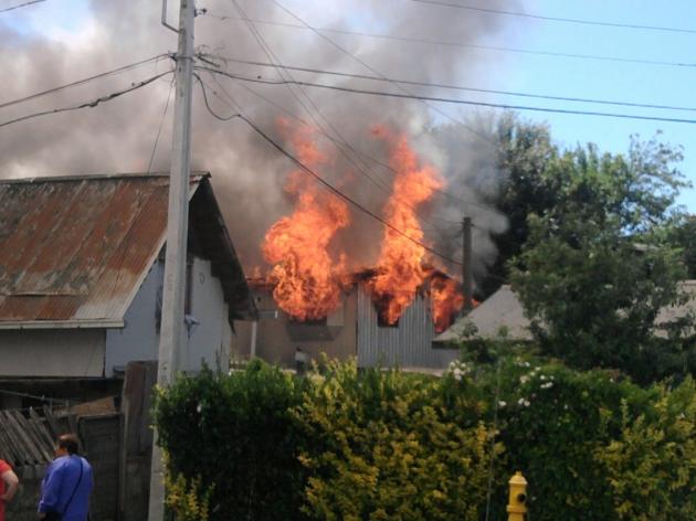 Incendio en Penco   Ricardo Jara