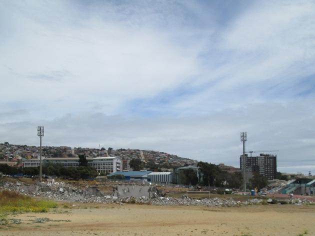 Demolición Estadio Playa Ancha | Patricio Valenzuela