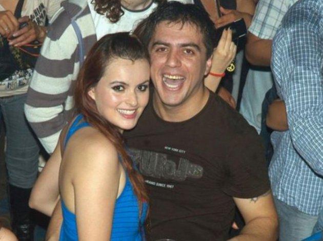 Johana Casas y Víctor Cingolani | Daily Mail