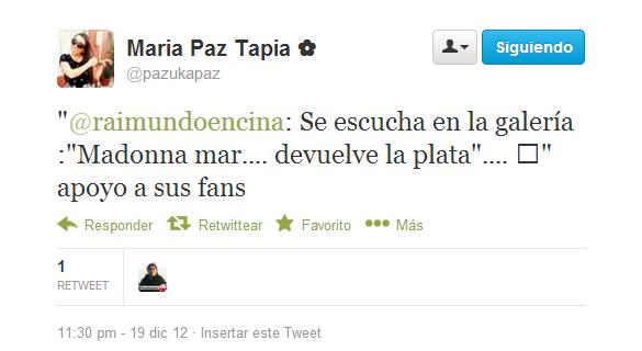Maria Paz Tapia | @pazukapaz
