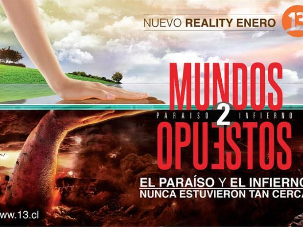 Mundos Opuestos 2 | Canal 13 (C)