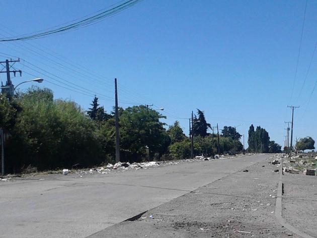 Basural en San Carlos - Purén | Cristian Caro
