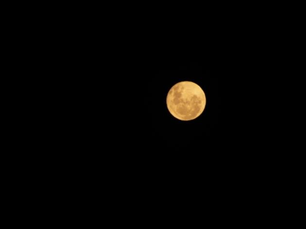La Ultima luna llena del año 2012, Desde Putaendo | Fernando Sanchez