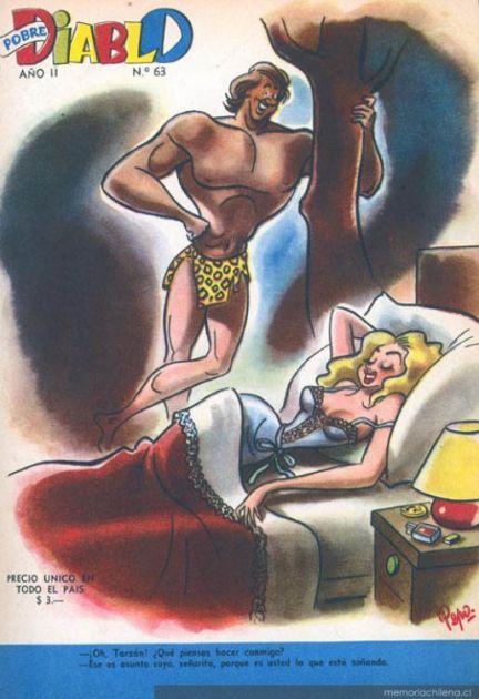 Pobre Diablo nº63, 1947 | Memoria Chilena