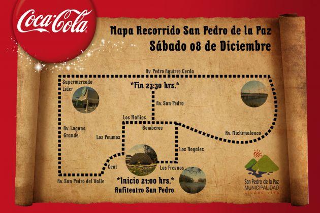 Caravana Coca Cola San Pedro