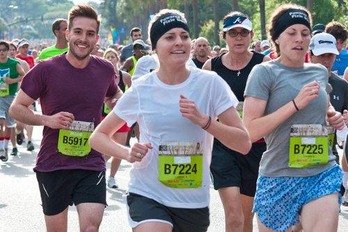Zeddie Little en la maratón | Will King