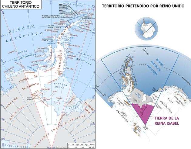 Territorio Antártico | BioBioChile