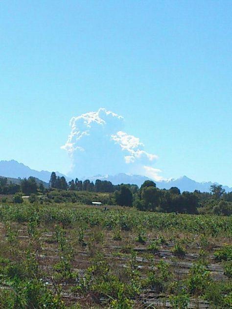 Volcán Copahue | Red de Emergencia