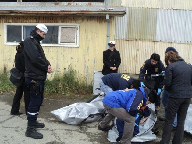 Rescate de tripulantes chinos | Comunicado de prensa