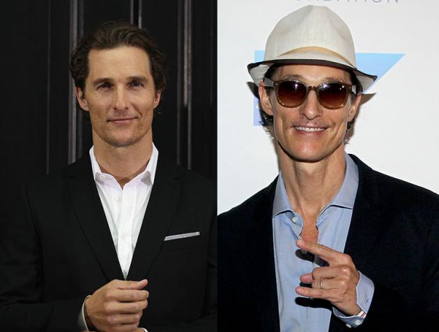 Matthew McConaughey | Yahoo! Shine