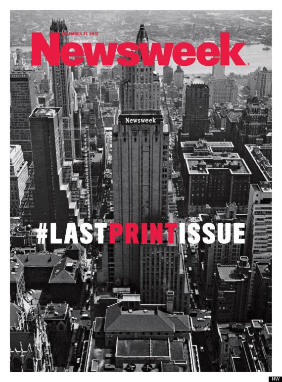 Última portada | Newsweek