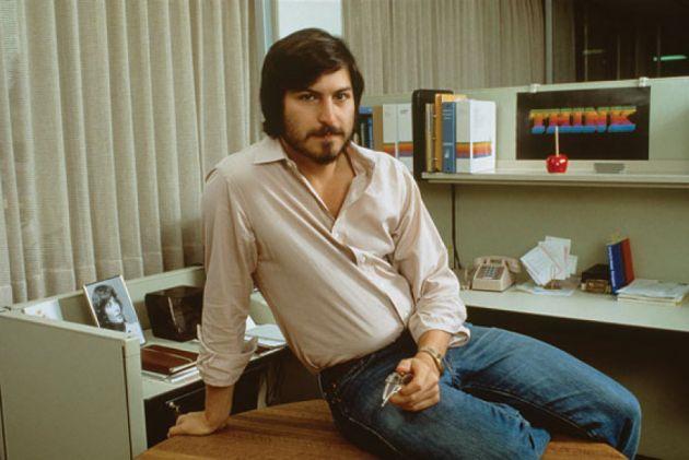 Steve Jobs en 1981