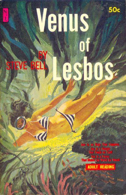 Venus Of Lesbos -Steve Bell