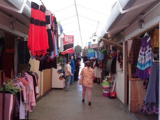Mercado provisorio | Valeska Belmar (RBB)