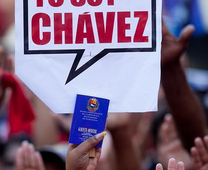 Prensa Miraflores | chavezcandanga (cc)