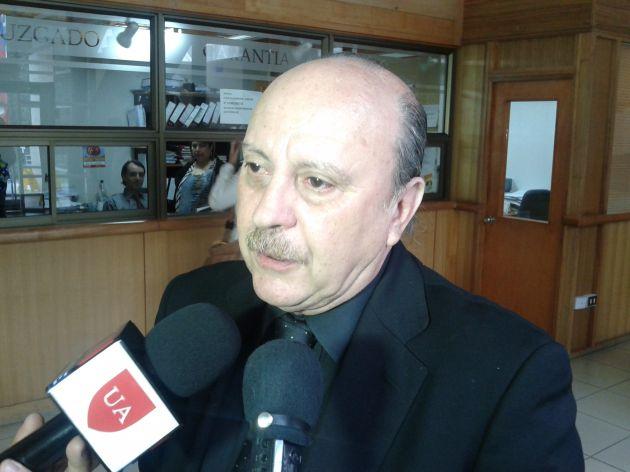 Abogado Gaspar Calderón | Carlos Martínez (RBB)