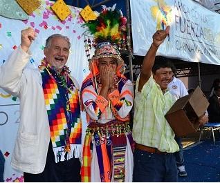 Carnaval Con la fuerza del sol, Arica