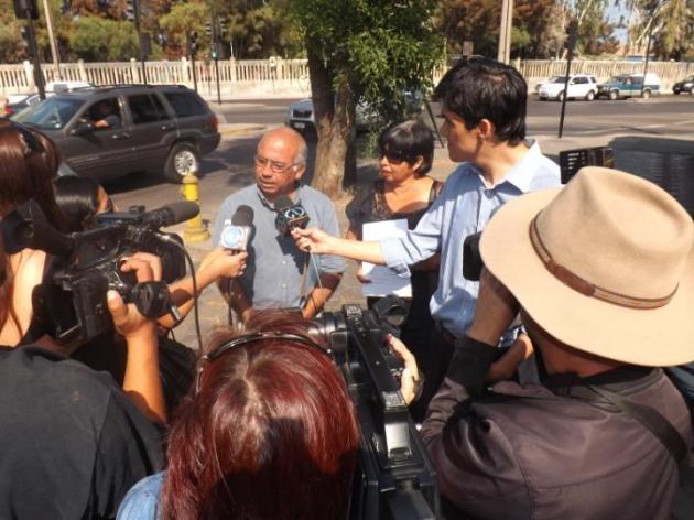 Dirigentes vecinales presentamos reclamo contra ELECDA | Romelio Traslaviña Suárez