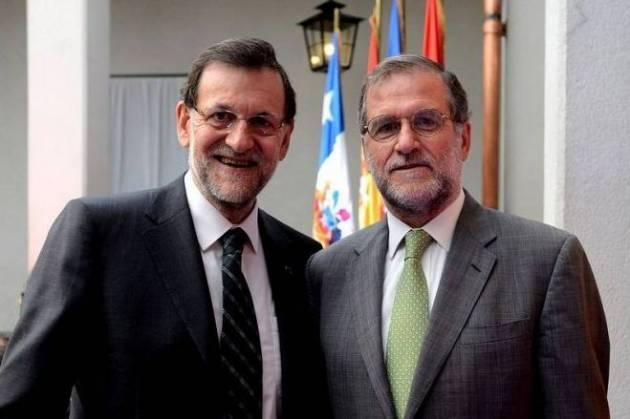 Mariano Rajoy y su doble | Diario El País